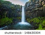 Svartifoss  Black Waterfall ...