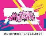 vector illustration of... | Shutterstock .eps vector #1486318634