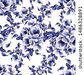 abstract elegance seamless...   Shutterstock .eps vector #1486328891