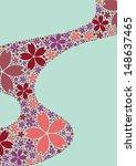 graphic pattern    Shutterstock .eps vector #148637465