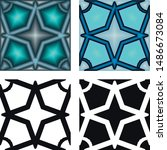 abstract vector illustration of ... | Shutterstock .eps vector #1486673084