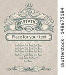 template certificates ... | Shutterstock .eps vector #148675184