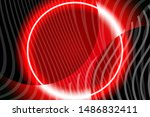 stylish red background for... | Shutterstock . vector #1486832411
