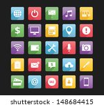 set of web icons 2