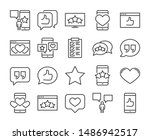 testimonials icon. testimonials ... | Shutterstock .eps vector #1486942517