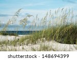 Sea Oats And Native Dune...