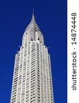 the chrysler building in... | Shutterstock . vector #14874448