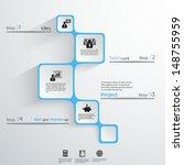 infographics  business... | Shutterstock .eps vector #148755959