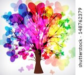 Abstract Background  Tree With...