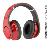 red and black wireless... | Shutterstock . vector #148762541