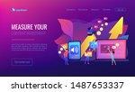 smm  social media network... | Shutterstock .eps vector #1487653337