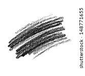 black stains   set   isolated... | Shutterstock .eps vector #148771655