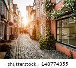 historic schnoorviertel at... | Shutterstock . vector #148774355