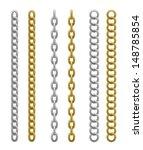 chain  | Shutterstock .eps vector #148785854