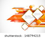 abstract tech background in... | Shutterstock .eps vector #148794215