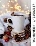 Composition With White Mug With ...
