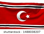 free aceh movement  gam  flag... | Shutterstock . vector #1488038207