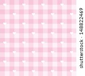 Seamless Checkered Pattern Or...