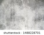 Urban gray concrete stone texture background on top table design. Back grunge rock floor bacground concept surreal plaster geometric granite desk, marble surface pattern view - stock photo
