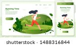 vector cross platform... | Shutterstock .eps vector #1488316844