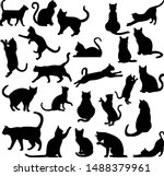 Cats Templates Stacked Stickers ...