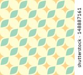 abstract seamless ornament... | Shutterstock .eps vector #148887161