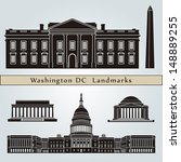 Washington Dc Landmarks And...