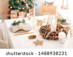 Beautiful Table Setting With...