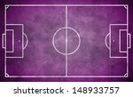 purple street soccer field in... | Shutterstock . vector #148933757