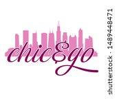 Chicago Illinois Skyline....