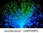 fiber optic light | Shutterstock . vector #148949891