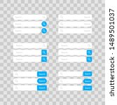 set search bar element design ...