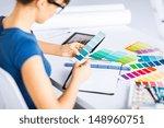 interior design and renovation...   Shutterstock . vector #148960751