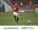 Постер, плакат: Phil Jones of Manchester