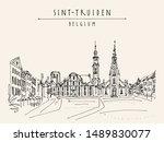Sint Truiden Main Square ...
