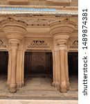 Interior Of Gwalior Fort  One...