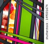 multi layered abstract... | Shutterstock . vector #149031674