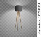vector 3d realistic render... | Shutterstock .eps vector #1490393114