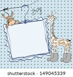 Cute Scrapbook  With Baby...