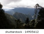 most popular of the inca trails ... | Shutterstock . vector #14905612