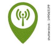ecology concept  fresh green... | Shutterstock .eps vector #149065199