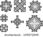 tattoo tribal design | Shutterstock . vector #149072045