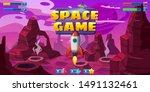 fantasy space cartoon game...