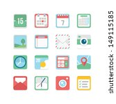 useful icon set | Shutterstock .eps vector #149115185