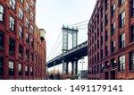 View Of Manhattan Bridge Viewed ...