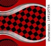 vector checkered background....   Shutterstock .eps vector #149119754