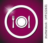 food icon  illustration | Shutterstock . vector #149122631