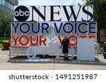 houston  texas   august 29 ...   Shutterstock . vector #1491251987