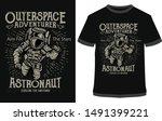 outerspace adventure  outdoor...   Shutterstock .eps vector #1491399221