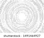Abstract Halftone Background....